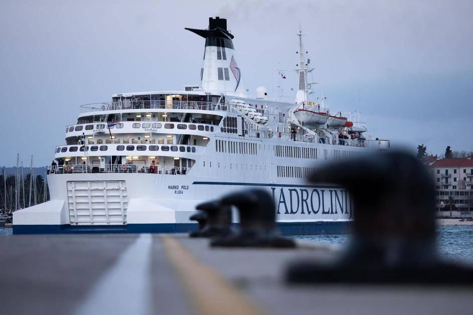 Ublažavanje mjera: Otvara se trajektna linija Zadar-Ancona