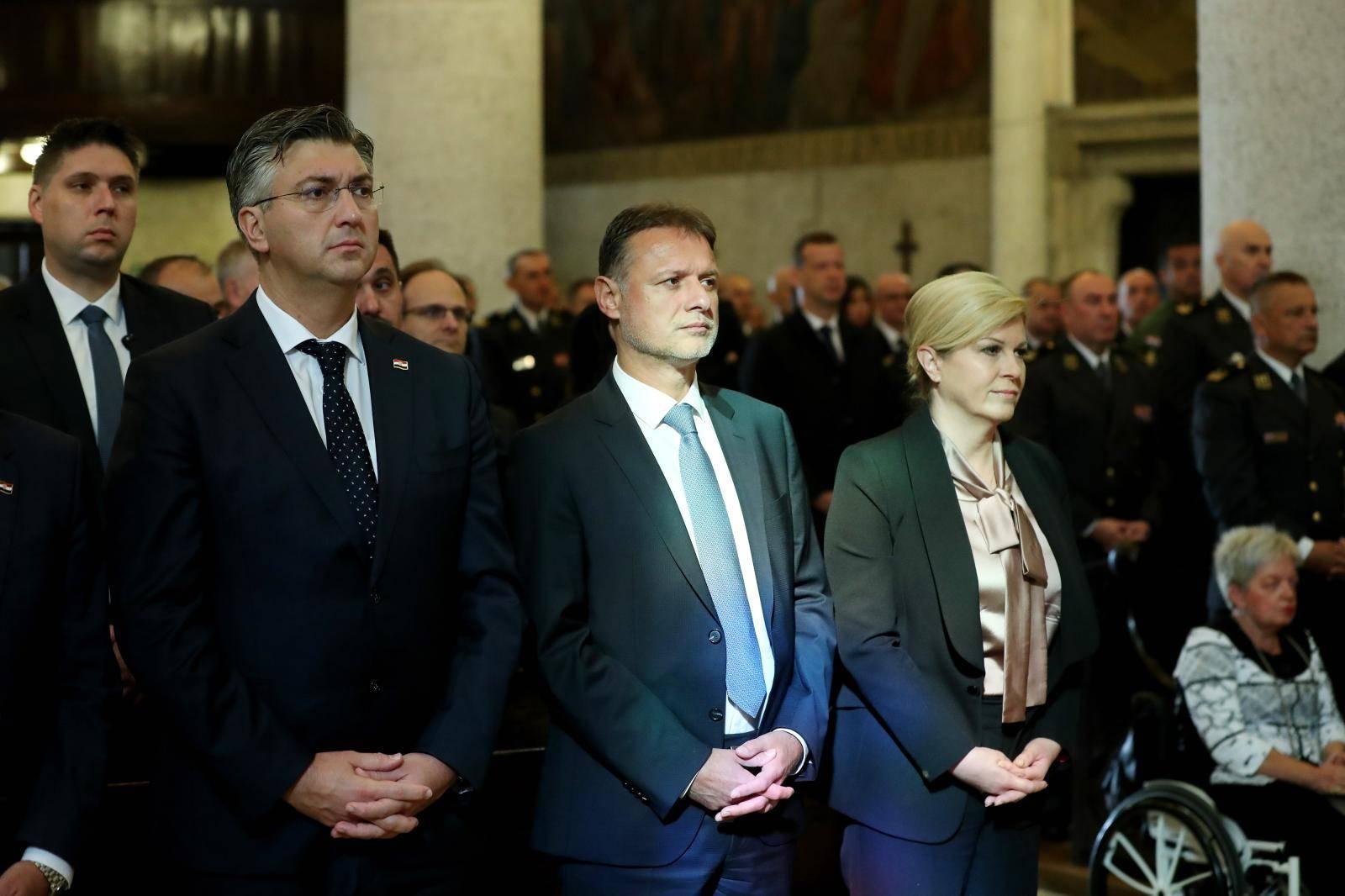 'Na nama je da našu Hrvatsku uređujemo na dobrobit svih...'