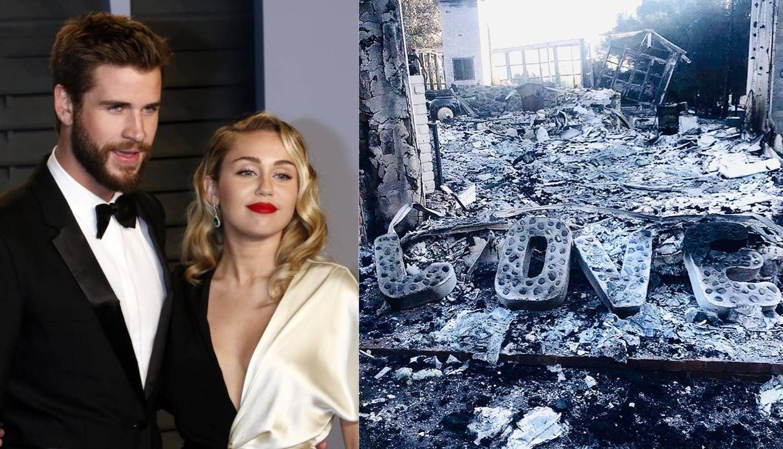 Liamu Hemsworthu izgorjela je kuća: 'Ovo je sve što je ostalo'