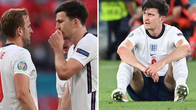 Englezi nisu zaboravili prošlu priliku za finale: 'I dalje nas boli taj poraz od Hrvatske u Rusiji...'