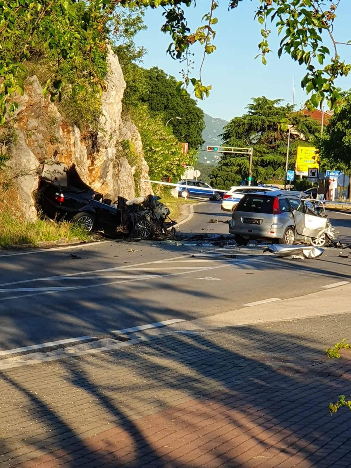 Teška nesreća u Vrgorcu: U sudaru poginuo mladić (18)