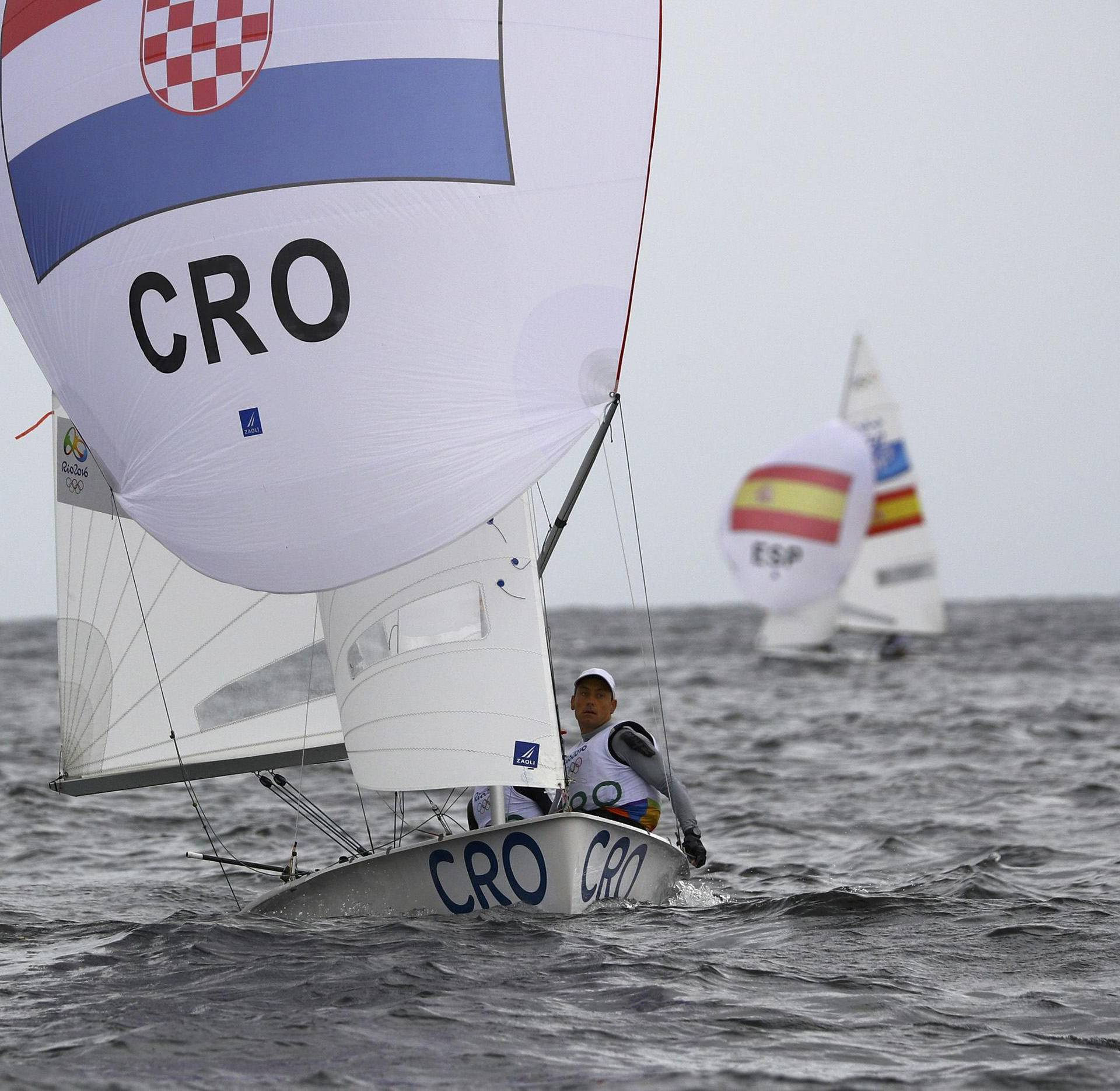 Sailing - Men's Two Person Dinghy - 470 - Race 1/2