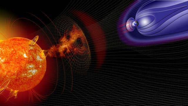 Stiže udar sa Sunca: Zemlju će pogoditi geomagnetska oluja