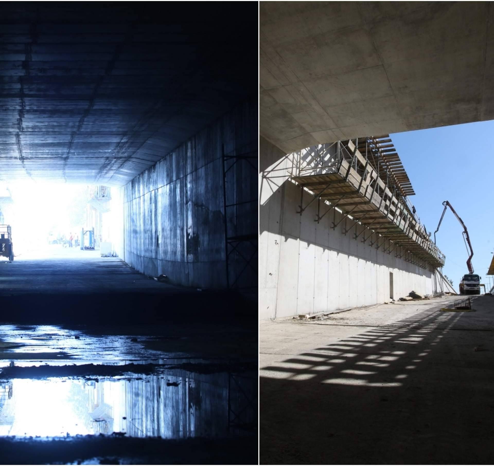 Zavirite u 'tunel': Prvi pogled u cijev novog zagrebačkog rotora