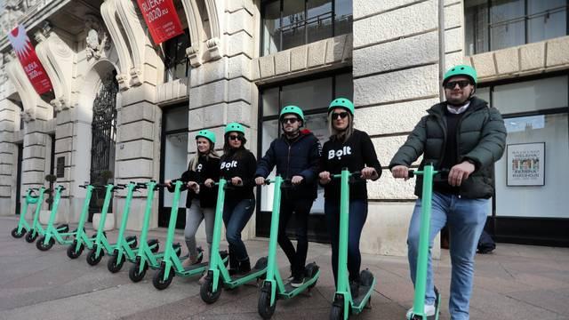 Riječani se od petka mogu voziti gradom i na romobilima Bolta
