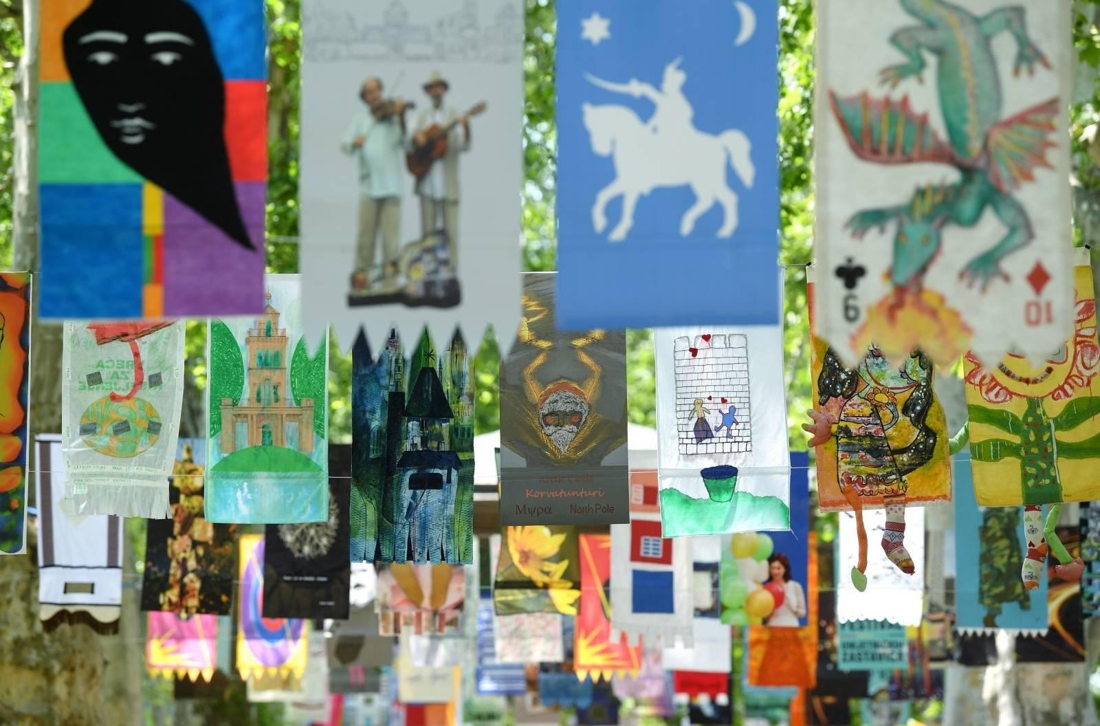 Zagreb: Cest i d'Best privukao velik broj posjetitelja na Zrinjevac