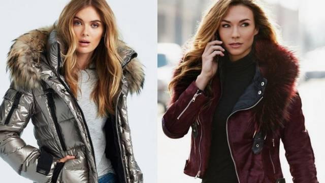 Krzneni ovratnik jedan je od hit elemenata dobre zimske jakne
