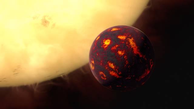 Prvi put uspjeli su 'pomirisati' atmosferu vruće Super Zemlje