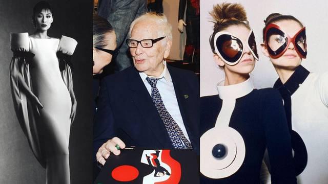 Pierre Cardin: Kralj modnoga futurizma promijenio je scenu