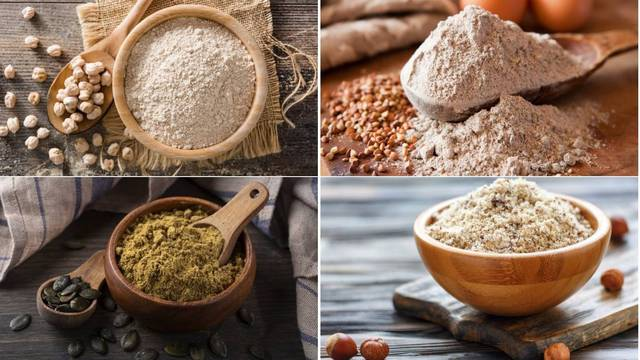 Ne bojte se 'čudnog' brašna: Pirovo je odlično za tijesta, a od kokosovog pripremite slastice