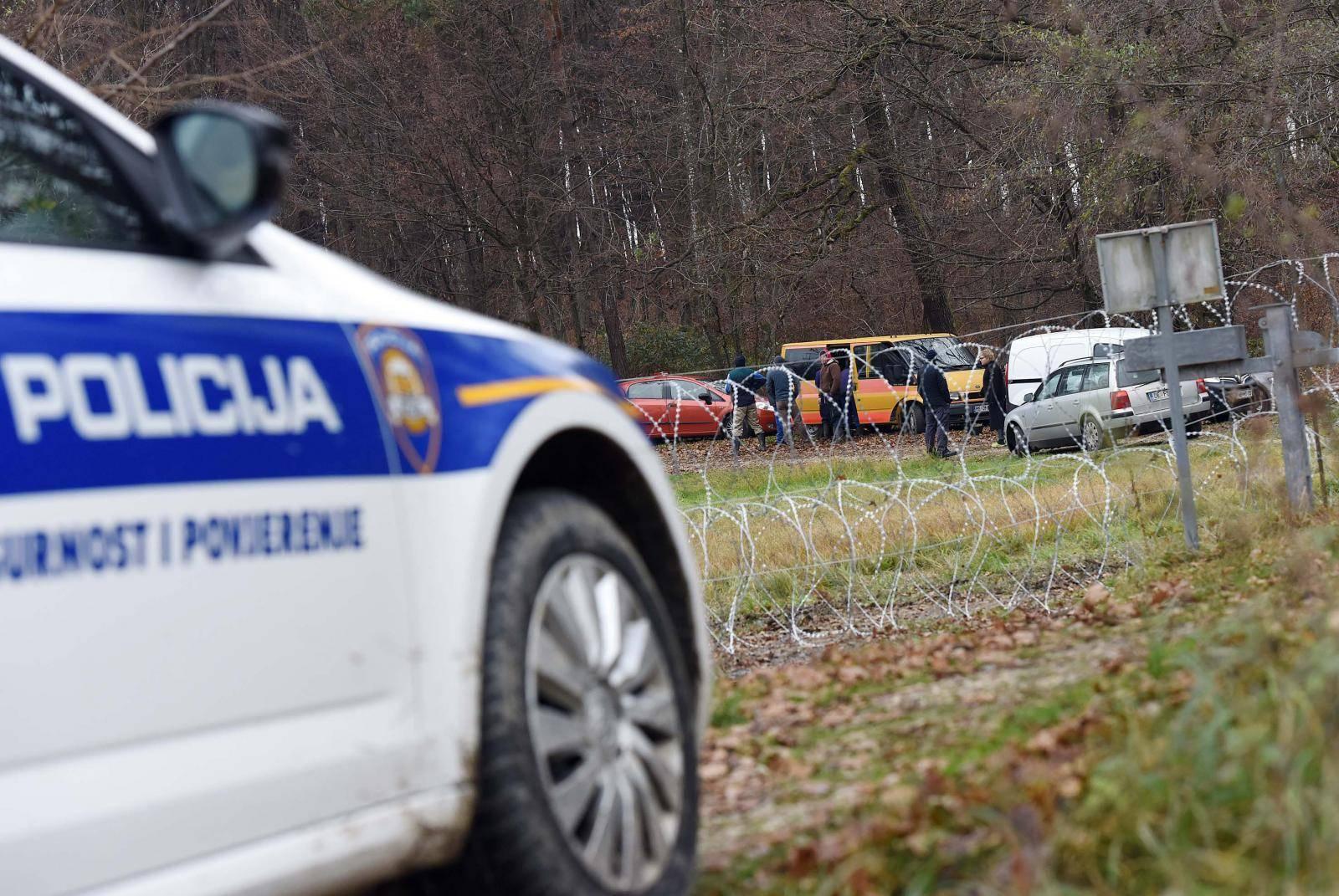 Slovenska policija je u siječnju privela 595 ilegalnih migranata