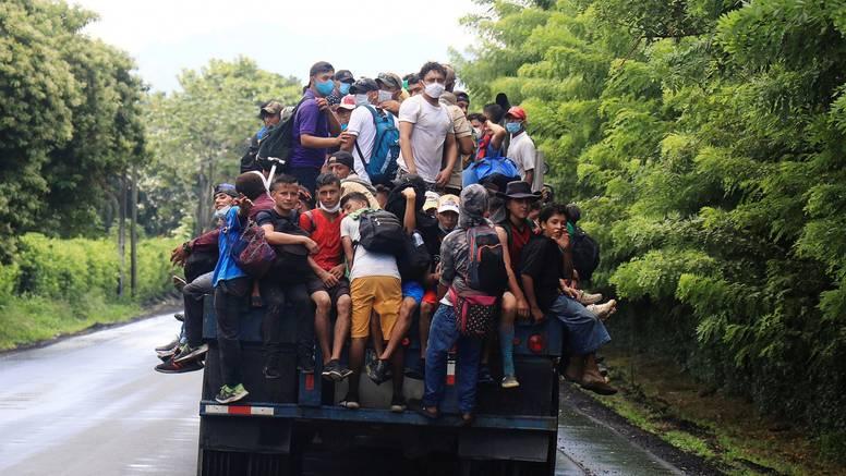 Guatemalski predsjednik je naredio uhićenje i izgon tisuća migranata na putu za SAD