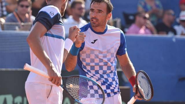 Dodig i Polašek u polufinalu su turnira u švicarskom Baselu...