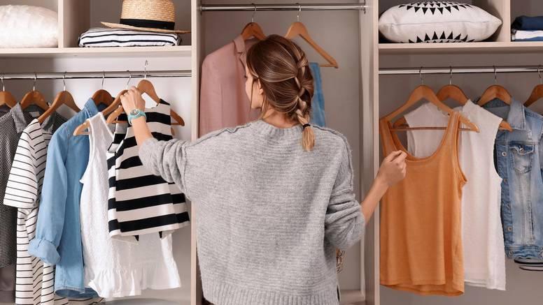 Odjeća koja privlači negativnu energiju - riješite je se što prije