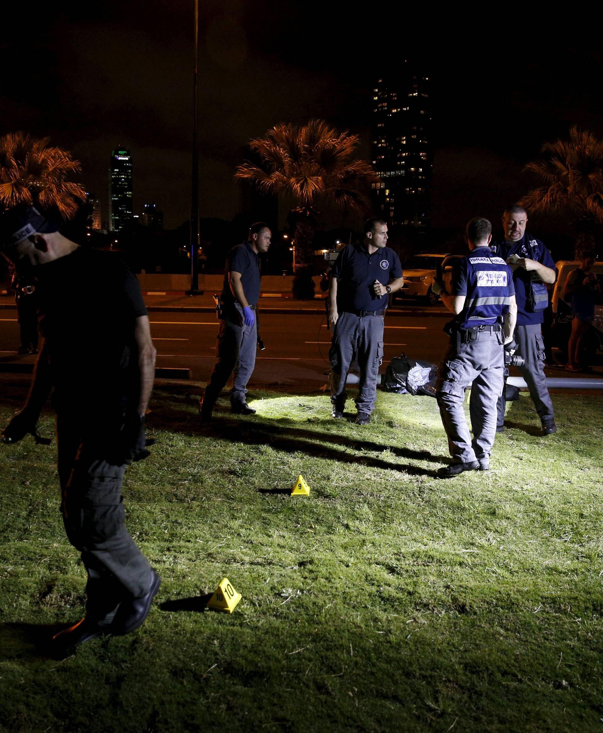 Palestinac u Tel Avivu nožem izbo 10 ljudi i ubio jednu osobu