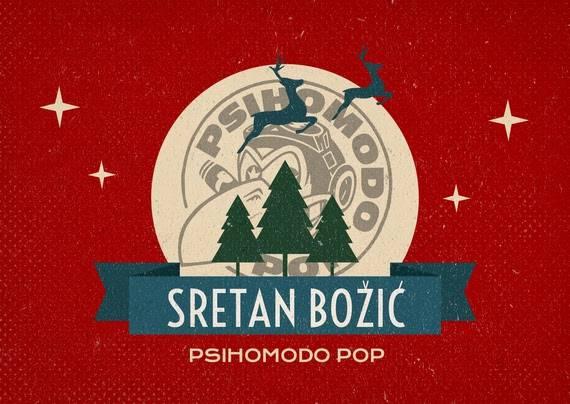 Gobac i Psihomodo vam šalju prvu božićnu punk rock himnu