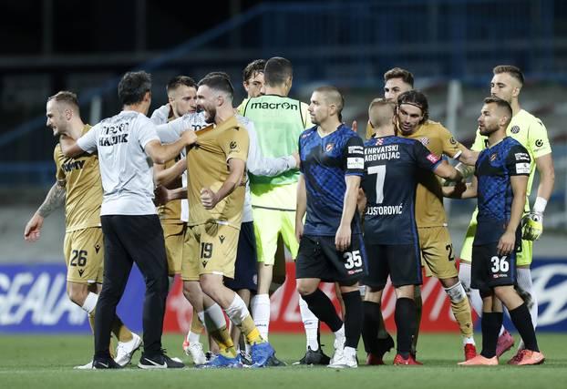 Hrvatski dragovoljac i Hajduk susreli se u 6. kolu Prve HNL