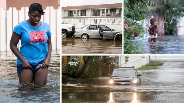 Foto i video: Scene uništenja nakon čudovišnog uragana...