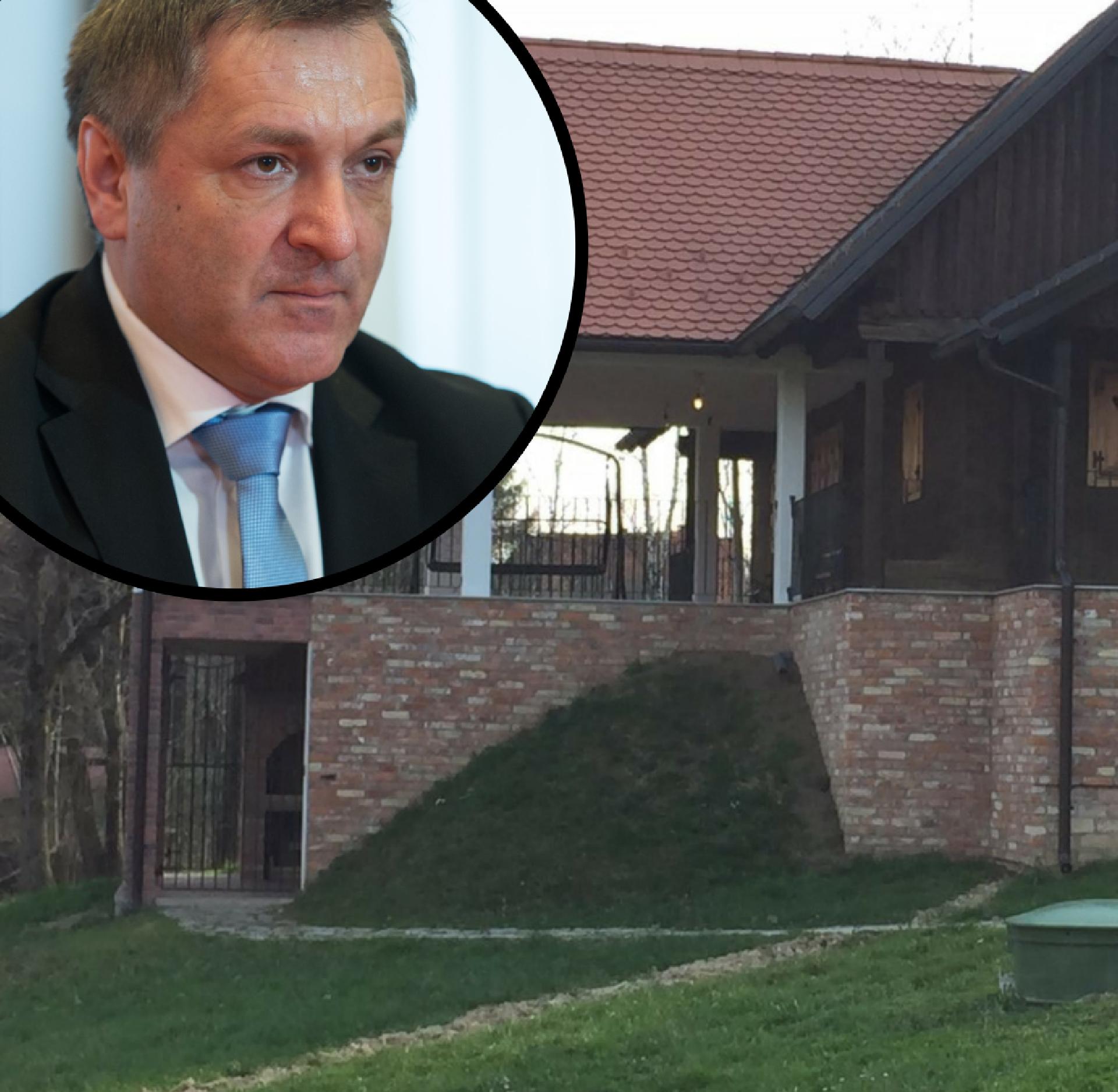 Dražen Barišić: Prijavio sam vikendicu u imovinskoj kartici