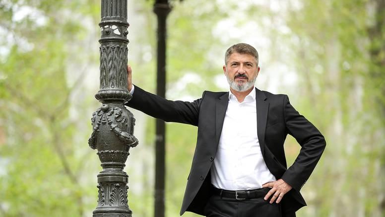 Poduzetnik koji želi na mjesto šefa Zagreba:  Ne ovisim ni o kome,  niti sam ikome dužan