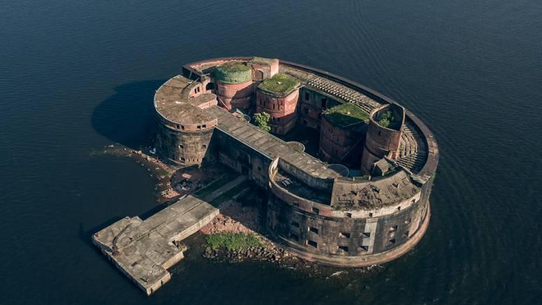 Izolirana tvrđava usred mora: Tu su otkrili cjepivo protiv kuge
