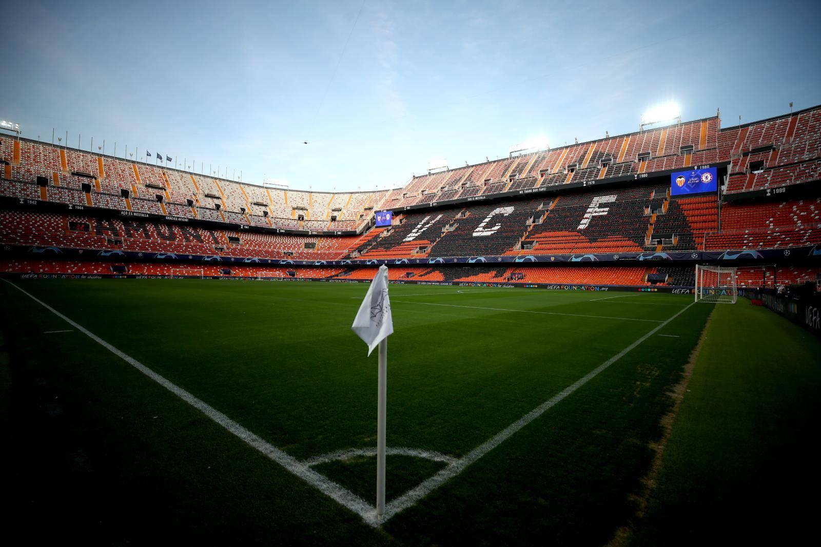 Valencia v Chelsea - UEFA Champions League - Group H - Mestalla
