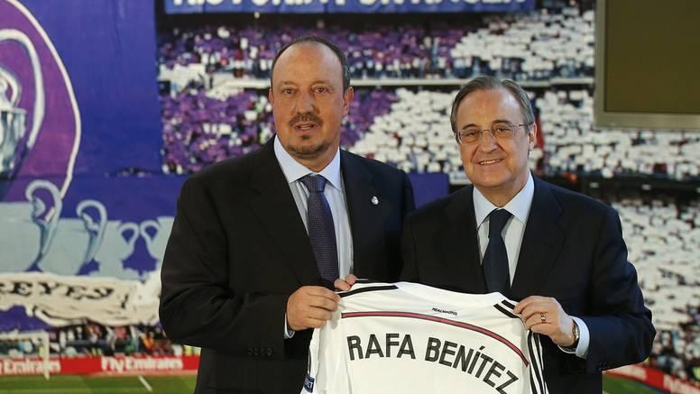 Pérez: Beníteza u Realu neće zamijeniti ni José niti Zidane