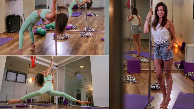 Tina uči Zagrepčanke plesati oko šipke: Moj senzualni fitness topi kilograme i oblikuje tijelo