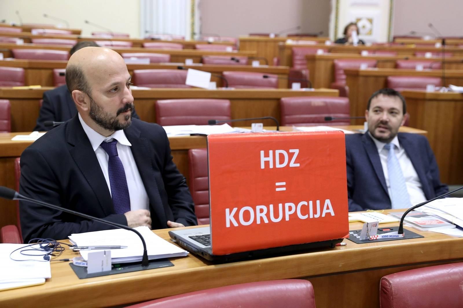 Zagreb: Sabor o amandmanima na proračun za 2020. godinu
