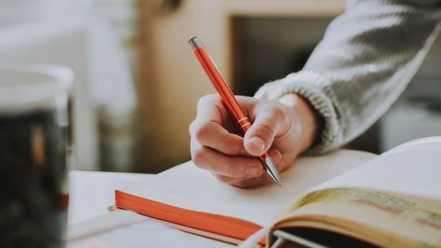 Ilustracija pisanja