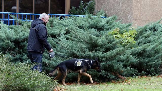 S kanabisom u džepu pomilovao policijskog psa