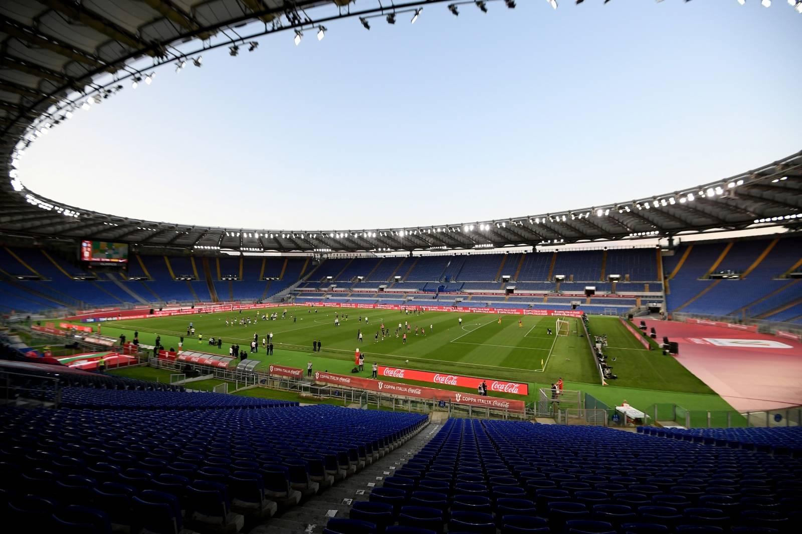 FILE PHOTO: Coppa Italia - Final - Napoli v Juventus