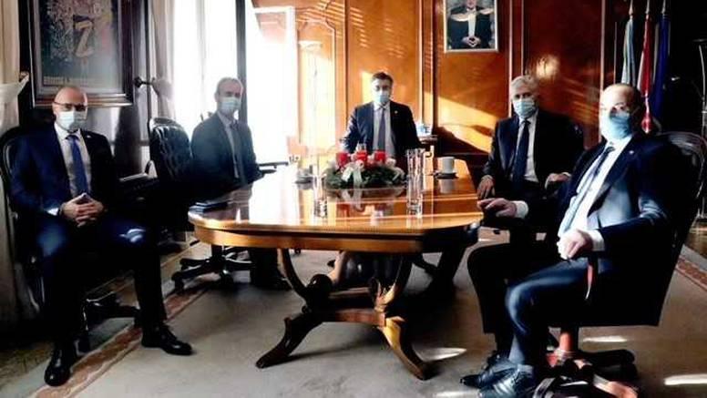 Sastali se Plenković i Čović: Komentirali izbore u Mostaru