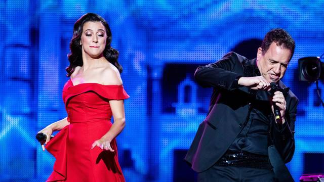 Prvu nagradu publike osvojili su Neno Belan i Zorana: 'Ovo je čarobna noć i čaroban osjećaj...'