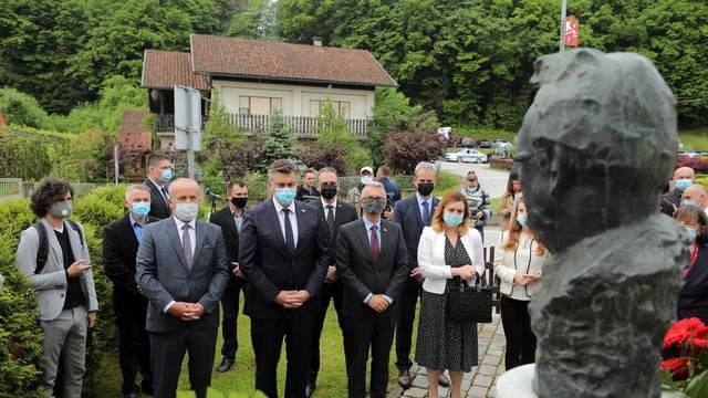 Veliko Trgovišće: Izaslanstvo HDZ-a obilježilo 99. obljetnicu rođenja dr. Franje Tuđmana