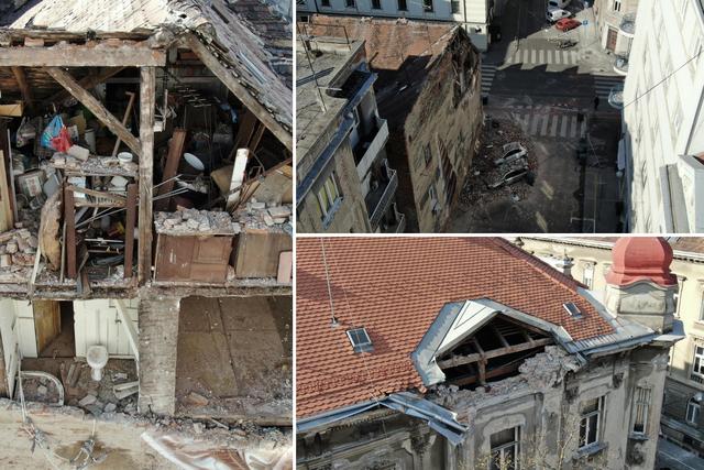 Potres Je Unistio Zgradu U Zagrebu Jer Je Investitor Stedio Na Njoj 24sata