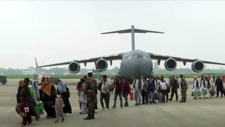 Fifa želi evakuirati nogometaše iz Kabula: 'Već smo radili to'