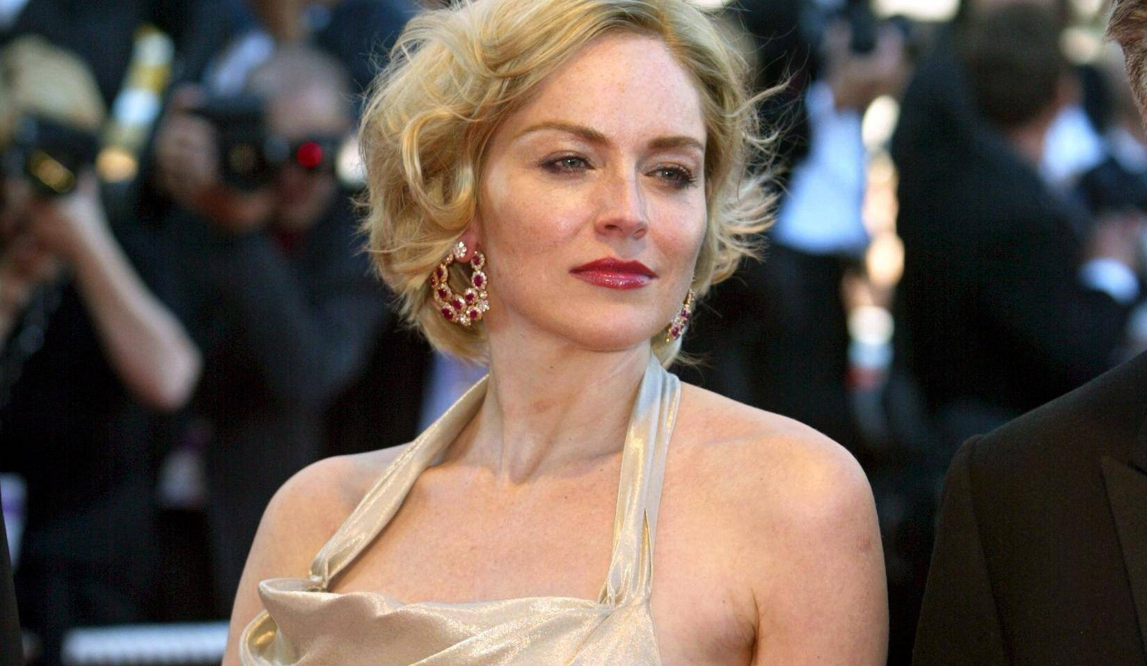 55th Cannes Film Festival - Sharon Stone