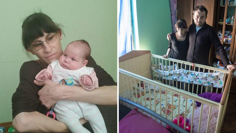 Nova strahota socijalne skrbi: 'Uzeli su mi bebu i smjestili je u dom. Tamo je na Uskrs umrla'