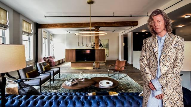 Ekskluzivno: Ovo je bio dom slavnog rokera Davida Bowieja