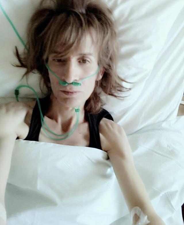 Romana na rubu: 'Toliko sam slaba da ne mogu ni hodati...'