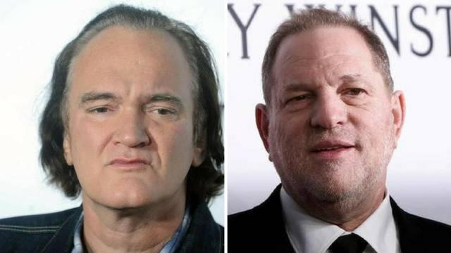 Tarantino tuži Weinsteina: Nije mu isplatio milijune za filmove