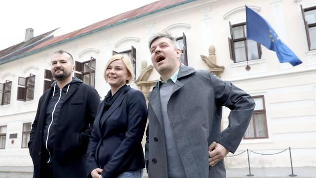 Zagreb: Konferencija povodom podizanja kaznene prijave protiv ravnateljice Centra za socijalnu skrb