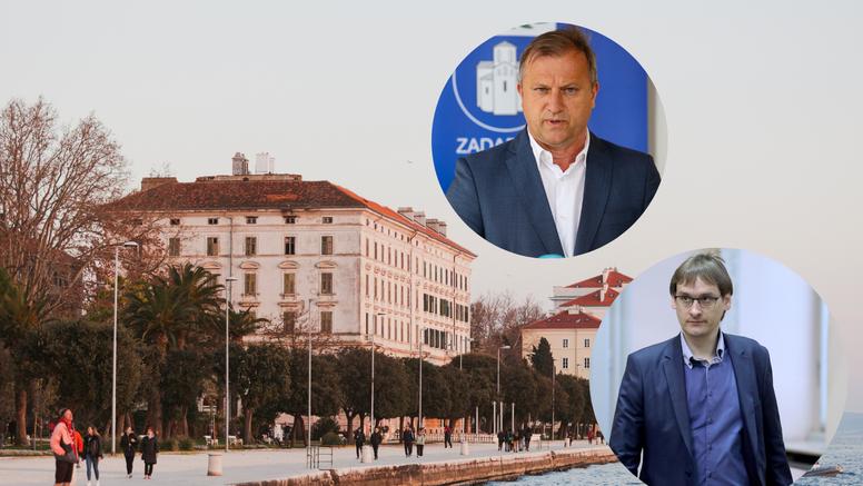 ANKETA Tko će preuzeti funkciju novog gradonačelnika Zadra?