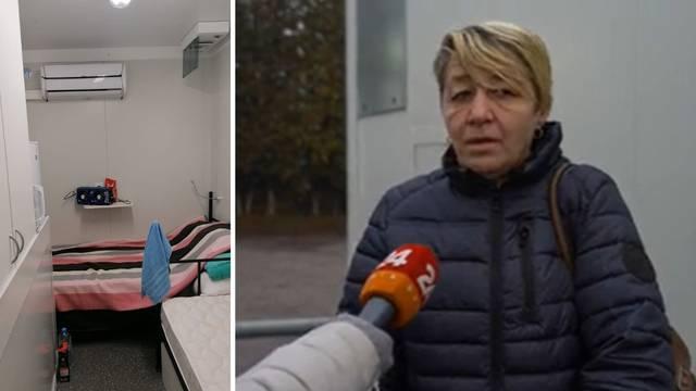 Prve obitelji ušle u kontejnere: 'Prvi put smo se sad naspavali, sigurni smo, puno hvala svima'