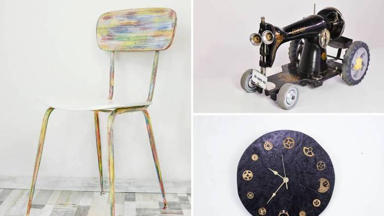 Kako od otpada i drugih odbačenih stvari stvoriti umjetničko djelo