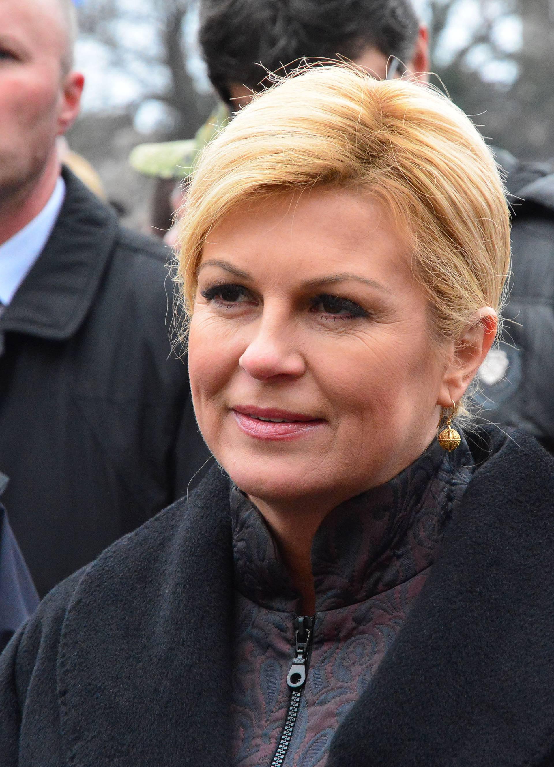 Kolinda Grabar Kitarović potiče netrpeljivost i predrasude