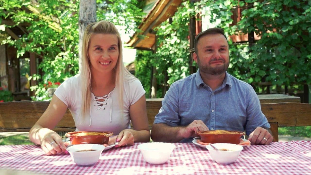 Prihvatili su izazov: Tko će prije pojesti vruće zagorske štrukle?