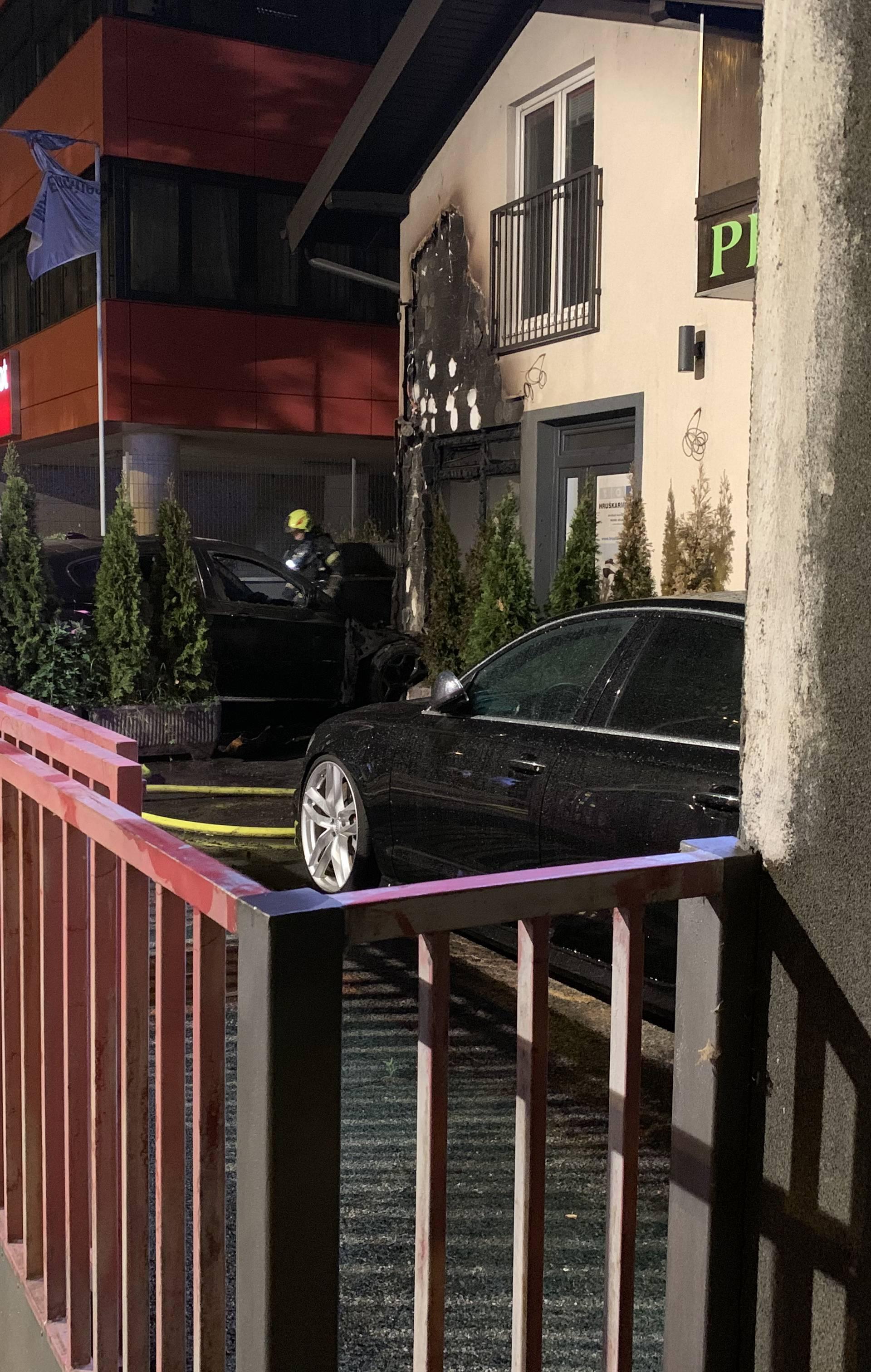 Utvrdili da je BMW namjerno zapaljen, počinitelja još traže