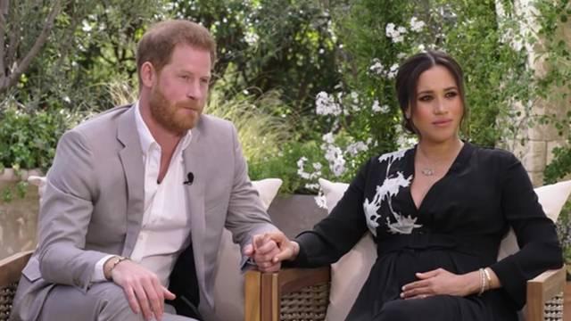 Oprah intervju godine prodala za 50 milijuna kuna, cijeli svijet čeka što će reći Meghan i Harry